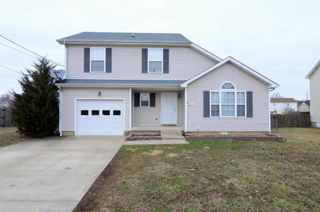 945 Commission Dr, Clarksville, TN 37042 (MLS #1901925) :: CityLiving Group