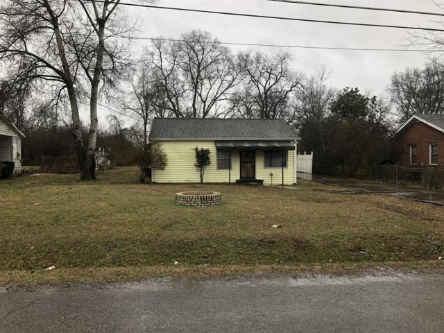 1622 Ashton Ave, Nashville, TN 37218 (MLS #1902217) :: NashvilleOnTheMove | Benchmark Realty
