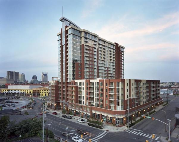 600 12Th Ave S Apt 1212, Nashville, TN 37203 (MLS #1902229) :: RE/MAX Homes And Estates