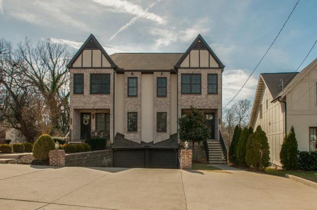 1813 B Primrose Ave, Nashville, TN 37212 (MLS #1902288) :: Ashley Claire Real Estate - Benchmark Realty