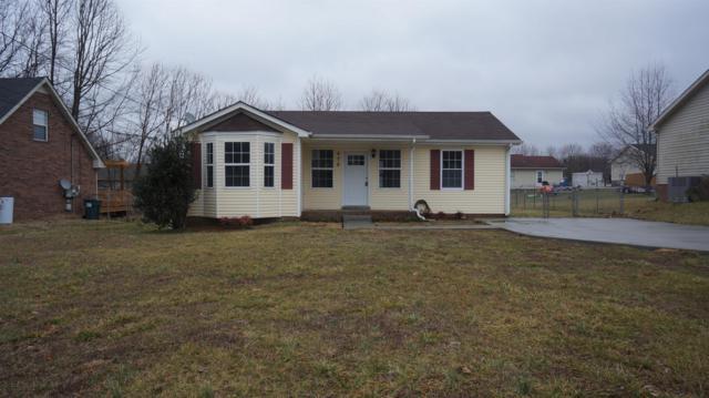 575 Kathryn Court, Clarksville, TN 37042 (MLS #1902306) :: Berkshire Hathaway HomeServices Woodmont Realty