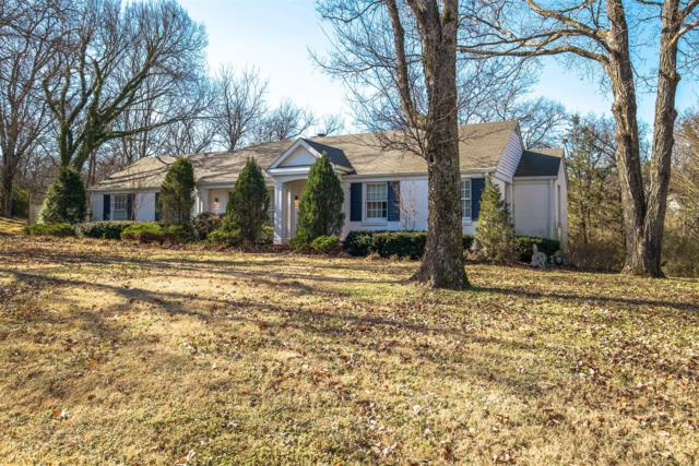 4615 Churchwood Dr, Nashville, TN 37220 (MLS #1902329) :: CityLiving Group
