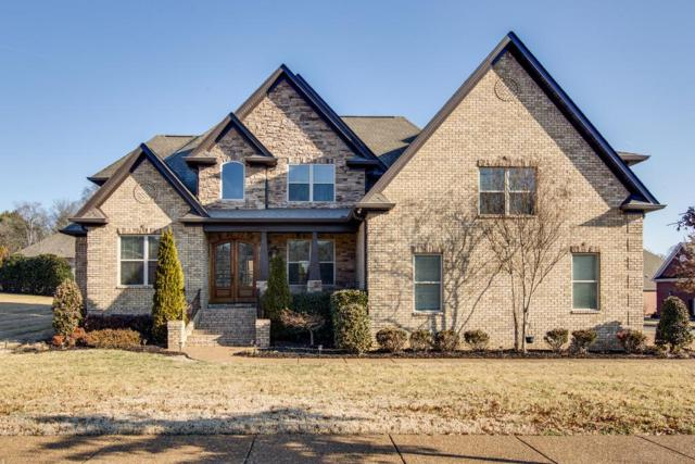 1001 Carlyle Ct, Hendersonville, TN 37075 (MLS #1902410) :: The Matt Ward Group