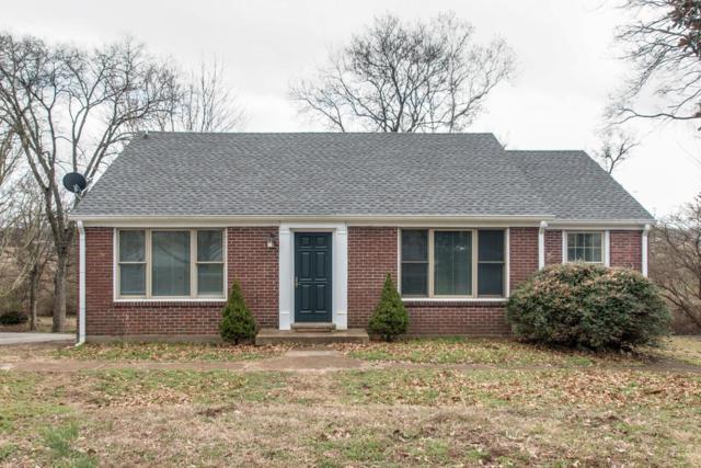 5511 Knob Rd, Nashville, TN 37209 (MLS #1902487) :: DeSelms Real Estate