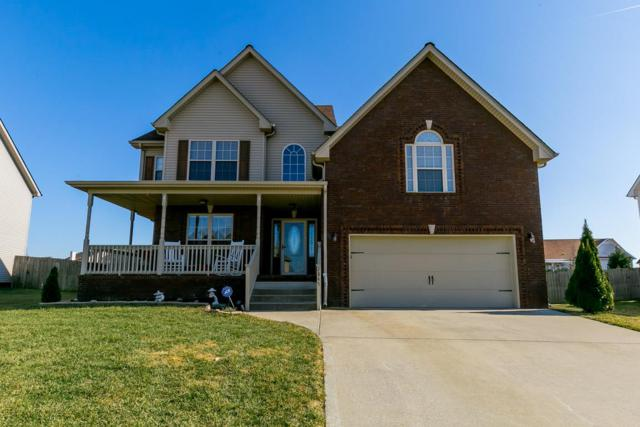 2845 Brewster Dr, Clarksville, TN 37042 (MLS #1902501) :: DeSelms Real Estate
