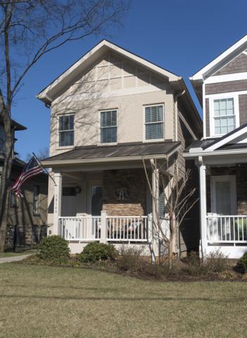 1814 A Elliott Ave, Nashville, TN 37203 (MLS #1902543) :: NashvilleOnTheMove | Benchmark Realty