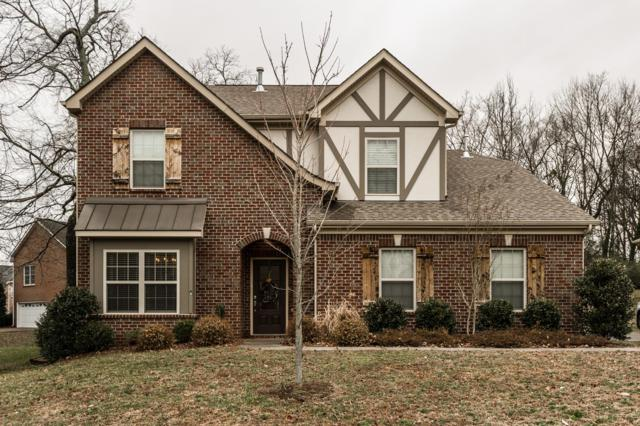 107 Sandpiper Cir, Hendersonville, TN 37075 (MLS #1902619) :: The Matt Ward Group