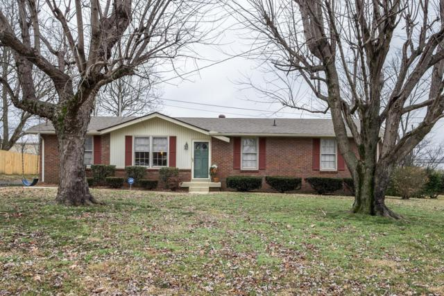 109 Cheryl Dr, Hendersonville, TN 37075 (MLS #1902634) :: The Milam Group at Fridrich & Clark Realty
