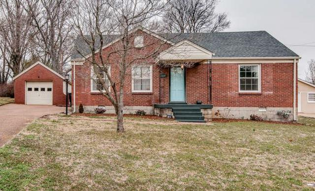 2107 Avalon Dr, Nashville, TN 37216 (MLS #1902657) :: The Milam Group at Fridrich & Clark Realty
