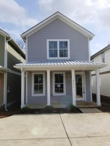 622 A Ries Ave, Nashville, TN 37209 (MLS #1902682) :: DeSelms Real Estate