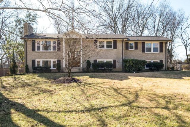 9013 Forest Lawn Drive, Brentwood, TN 37027 (MLS #1902703) :: RE/MAX Homes And Estates