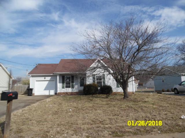 527 Gainey Drive, Oak Grove, KY 42262 (MLS #1902715) :: DeSelms Real Estate