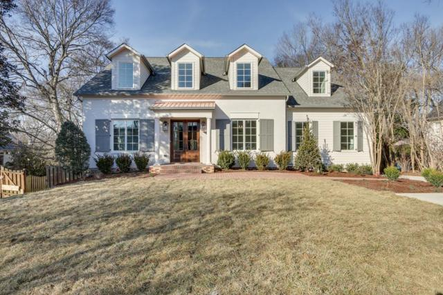 3612 Hampton Ave, Nashville, TN 37215 (MLS #1902889) :: The Milam Group at Fridrich & Clark Realty