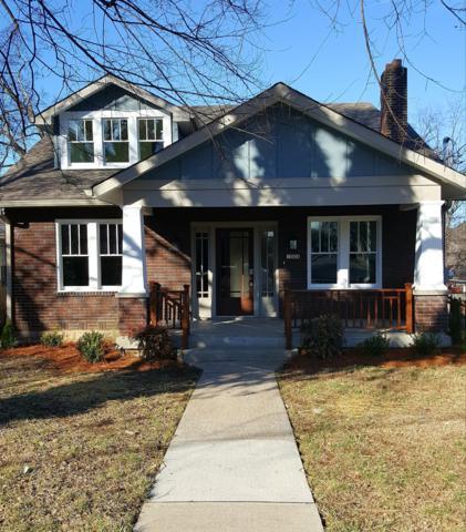 1004 Acklen Ave, Nashville, TN 37203 (MLS #1902958) :: FYKES Realty Group