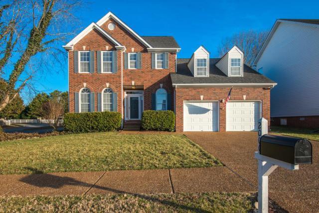 2000 Belmont Cir, Franklin, TN 37069 (MLS #1903002) :: NashvilleOnTheMove | Benchmark Realty