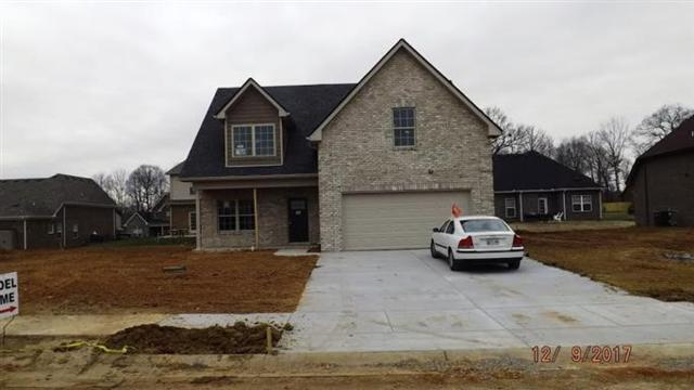 43 Bradley Bend Lot 43, Pleasant View, TN 37146 (MLS #1903012) :: CityLiving Group