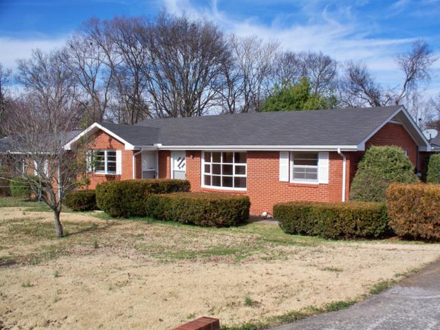 604 River Rouge Dr, Nashville, TN 37209 (MLS #1903221) :: DeSelms Real Estate