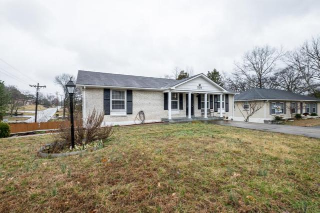 275 Wallace Rd, Nashville, TN 37211 (MLS #1903333) :: Keller Williams Realty