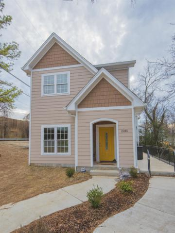 2245 Kline Ave, Nashville, TN 37211 (MLS #1903452) :: FYKES Realty Group