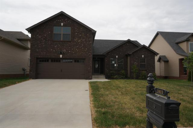 1579 Cobra Ln, Clarksville, TN 37042 (MLS #1903474) :: DeSelms Real Estate