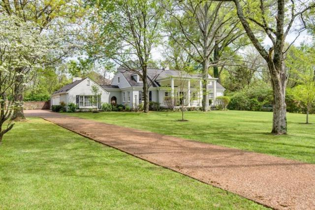 4400 Estes Rd, Nashville, TN 37215 (MLS #1903519) :: DeSelms Real Estate