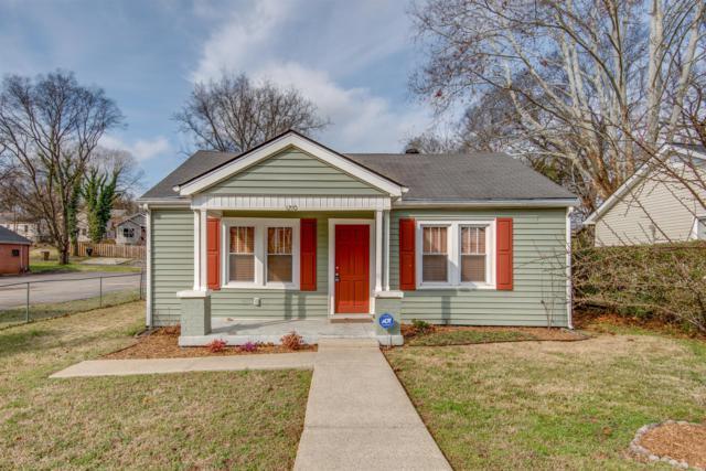 1210 Montgomery Ave, Nashville, TN 37207 (MLS #1903584) :: DeSelms Real Estate