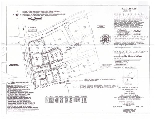 400 Glen West Dr, Nashville, TN 37215 (MLS #1903595) :: FYKES Realty Group