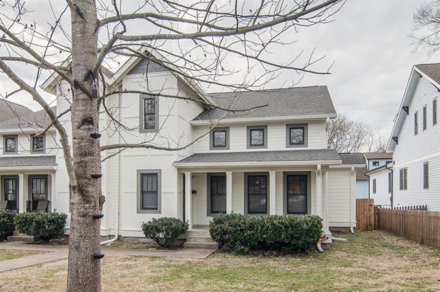 213 B Scott Ave, Nashville, TN 37206 (MLS #1903683) :: FYKES Realty Group