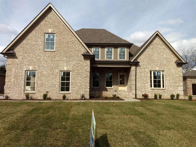 1809 Jose Way, Murfreesboro, TN 37130 (MLS #1903785) :: Team Wilson Real Estate Partners