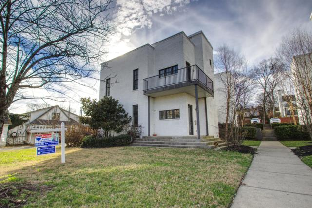 2113 10Th Ave S, Nashville, TN 37204 (MLS #1903789) :: Team Wilson Real Estate Partners