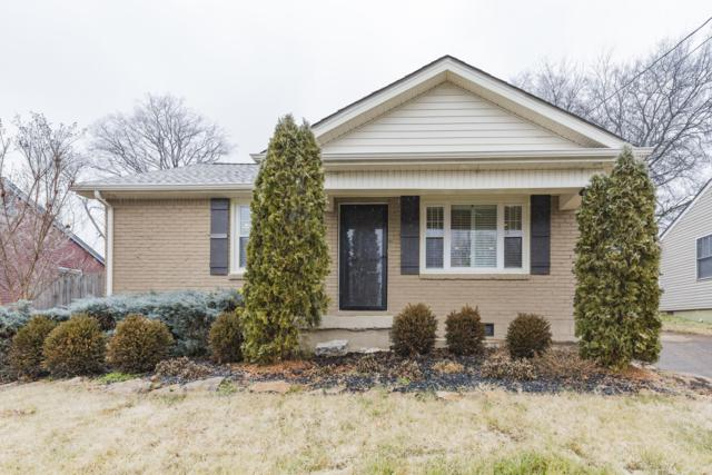 1022 Wade Ave, Nashville, TN 37203 (MLS #1903799) :: Ashley Claire Real Estate - Benchmark Realty