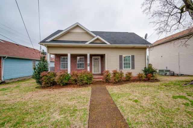 1117 1St Ave S, Nashville, TN 37210 (MLS #1903842) :: The Miles Team   Synergy Realty Network