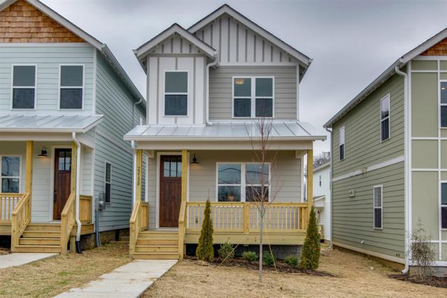 2213 B 11Th Ave N, Nashville, TN 37208 (MLS #1903869) :: Team Wilson Real Estate Partners