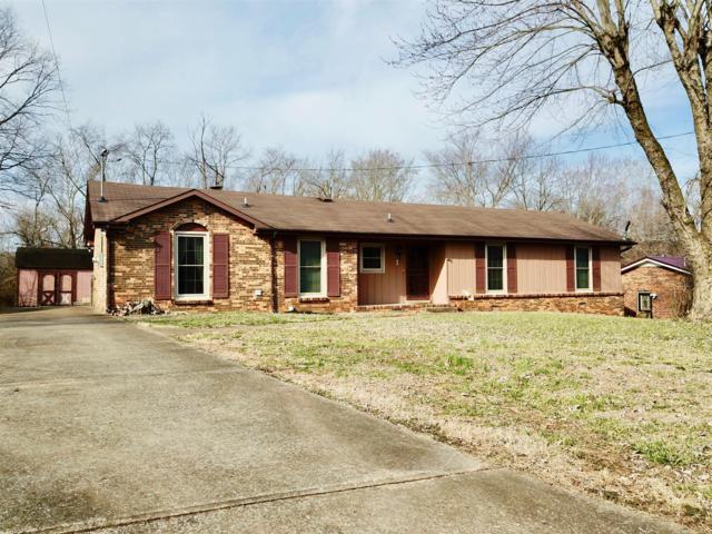 1545 Armistead Dr, Clarksville, TN 37042 (MLS #1903930) :: Ashley Claire Real Estate - Benchmark Realty