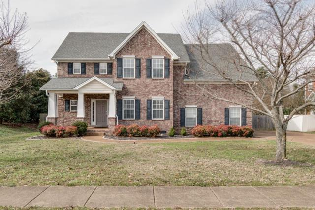 3025 Harrah Dr, Spring Hill, TN 37174 (MLS #1903980) :: Ashley Claire Real Estate - Benchmark Realty