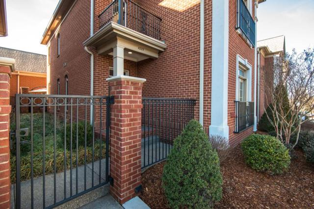 4225 Stammer Pl, Nashville, TN 37215 (MLS #1903996) :: The Miles Team | Synergy Realty Network