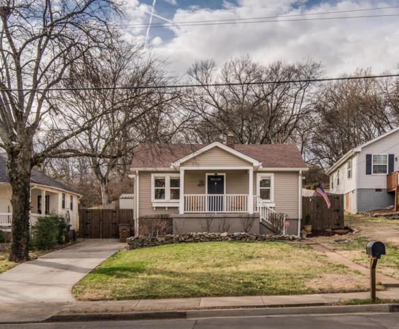237 37th Ave N, Nashville, TN 37209 (MLS #1904076) :: FYKES Realty Group
