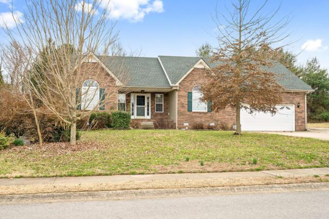 2808 Herndon Drive, Clarksville, TN 37043 (MLS #1904131) :: The Miles Team | Synergy Realty Network