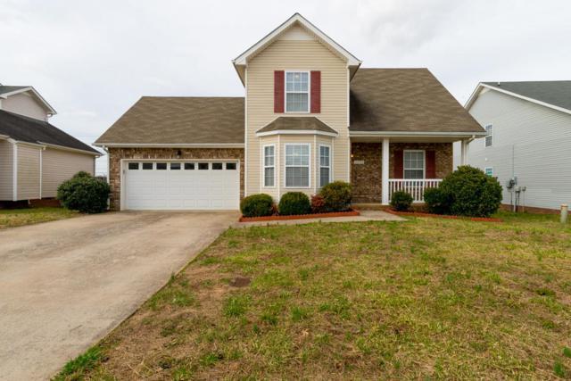 1592 Buchanon Dr, Clarksville, TN 37042 (MLS #1904151) :: DeSelms Real Estate
