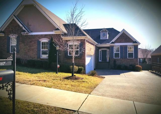 167 Cobbler Circle, Hendersonville, TN 37075 (MLS #1904183) :: RE/MAX Homes And Estates
