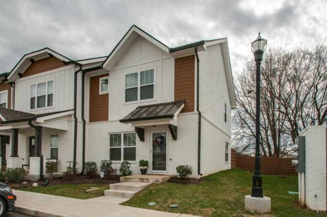 110 West Mill Dr #110, Nashville, TN 37209 (MLS #1904202) :: Ashley Claire Real Estate - Benchmark Realty