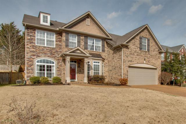105 Sorrel Ct, Hendersonville, TN 37075 (MLS #1904247) :: RE/MAX Homes And Estates