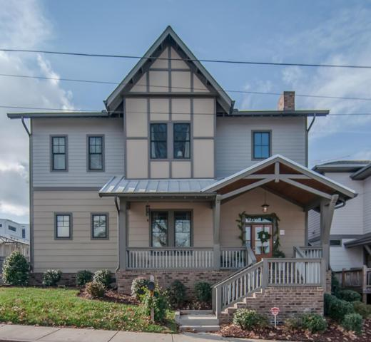 2103 11th Ave S, Nashville, TN 37204 (MLS #1904421) :: Ashley Claire Real Estate - Benchmark Realty