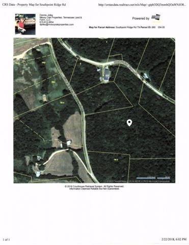 0 Southpoint Ridge Rd, Hampshire, TN 38461 (MLS #1904439) :: DeSelms Real Estate
