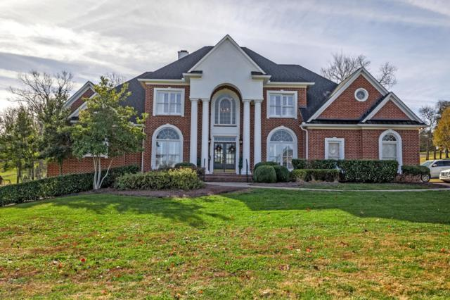 9233 Weston Dr, Brentwood, TN 37027 (MLS #1904510) :: Ashley Claire Real Estate - Benchmark Realty