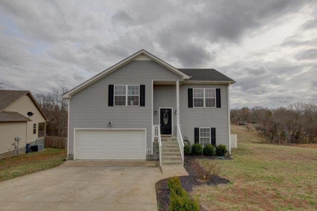 2165 Trophy Trc, Clarksville, TN 37040 (MLS #1904524) :: Team Wilson Real Estate Partners