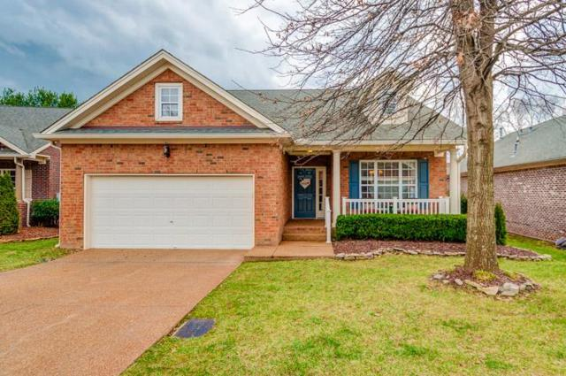 6115 Brentwood Chase Dr, Brentwood, TN 37027 (MLS #1904561) :: Ashley Claire Real Estate - Benchmark Realty