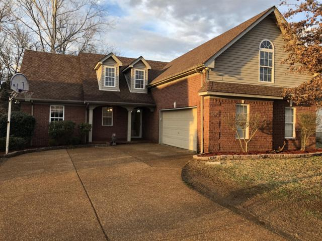 1040 Saddle Wood, Mount Juliet, TN 37122 (MLS #1904600) :: RE/MAX Choice Properties
