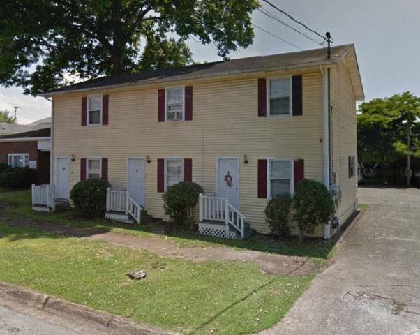 219 W Flower St, Pulaski, TN 38478 (MLS #1904614) :: EXIT Realty Bob Lamb & Associates
