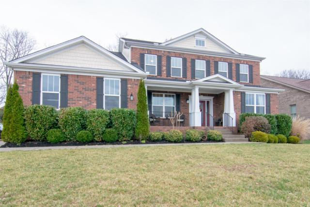 3049 Everleigh Pl, Spring Hill, TN 37174 (MLS #1904623) :: Ashley Claire Real Estate - Benchmark Realty